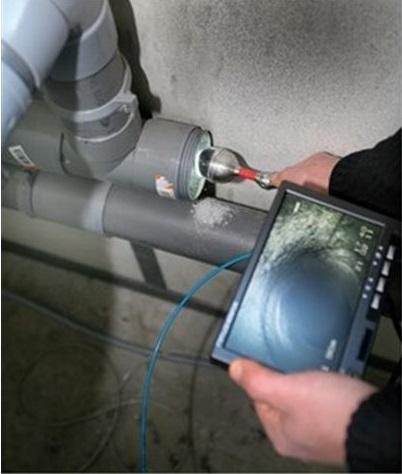Inspection caméra Bruxelles